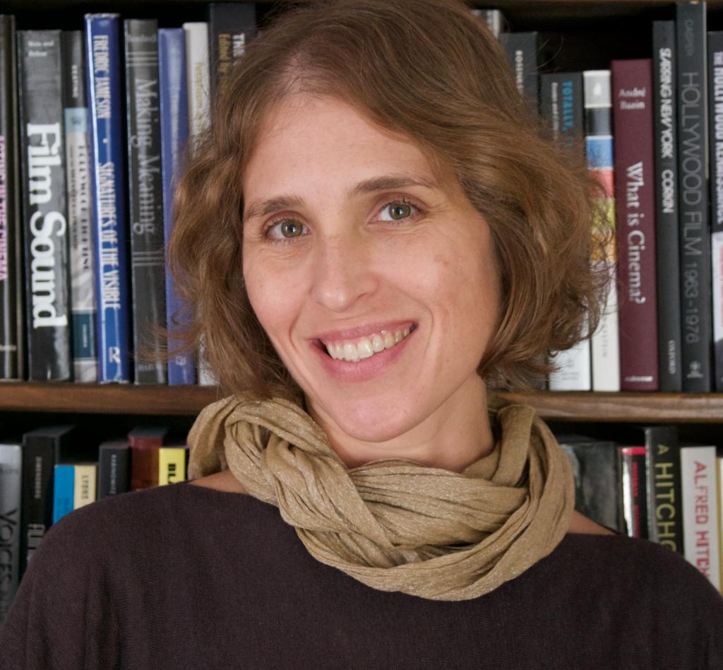 Headshot of Maria San Filippo