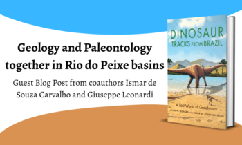 Geology and Paleontology together in Rio do Peixe basins
