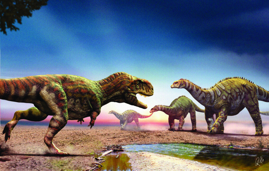 Gondwanic dinosaurs