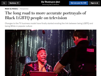 The Generic Closet featured in The Washington Post