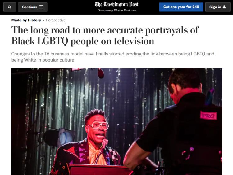 The Generic Closet Washington Post article