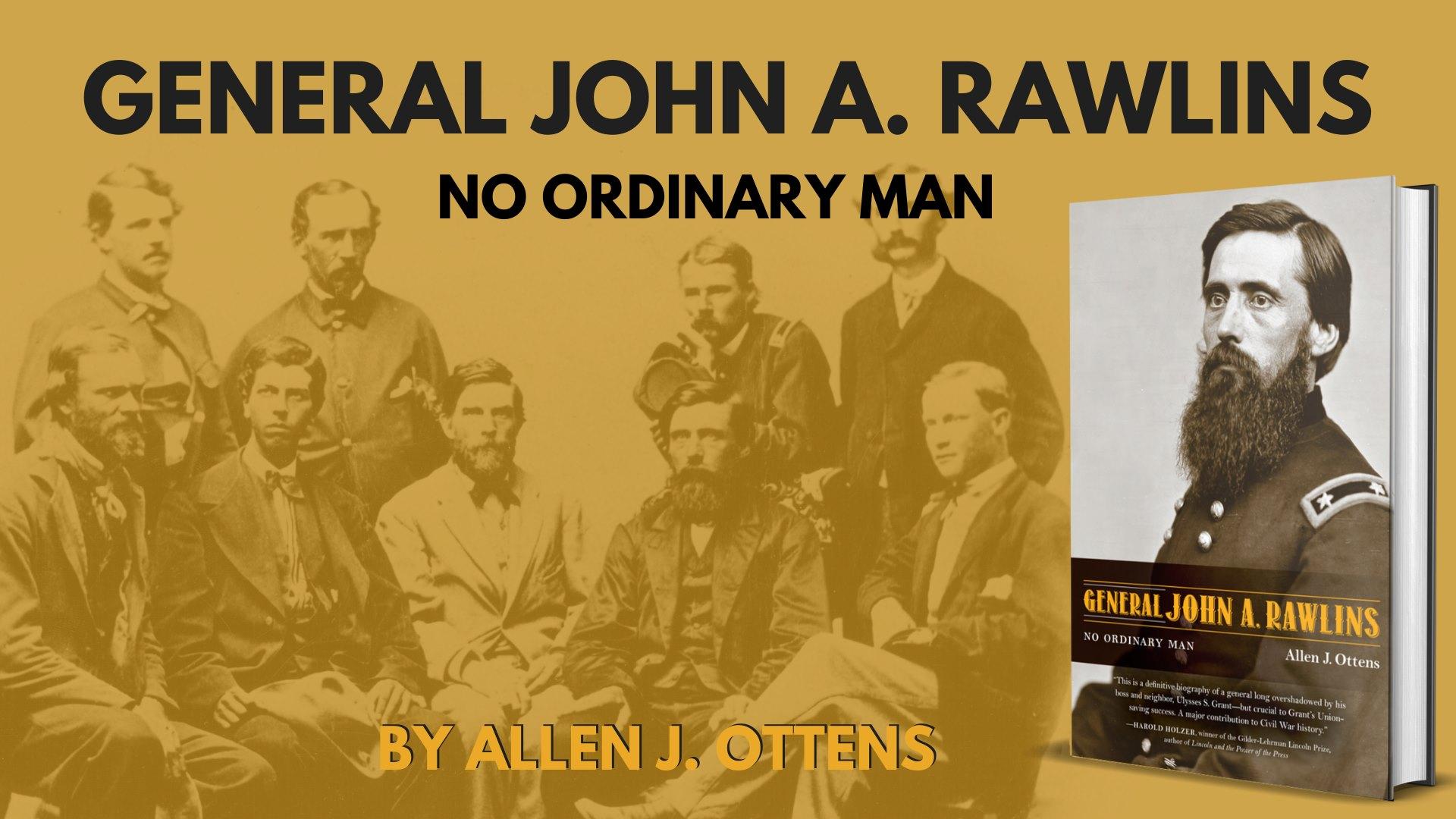 General John A Rawlins event