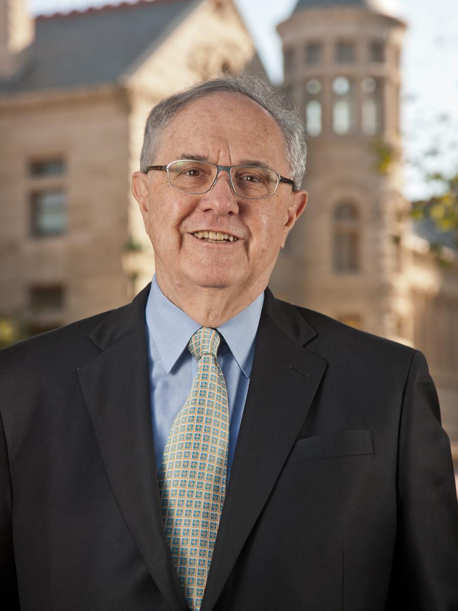 Patrick O'Meara, Professor and Vice President Emeritus for Indiana University