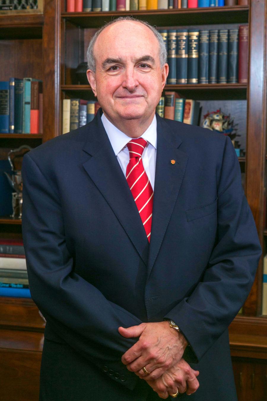 Michael A. McRobbie, President of Indiana University