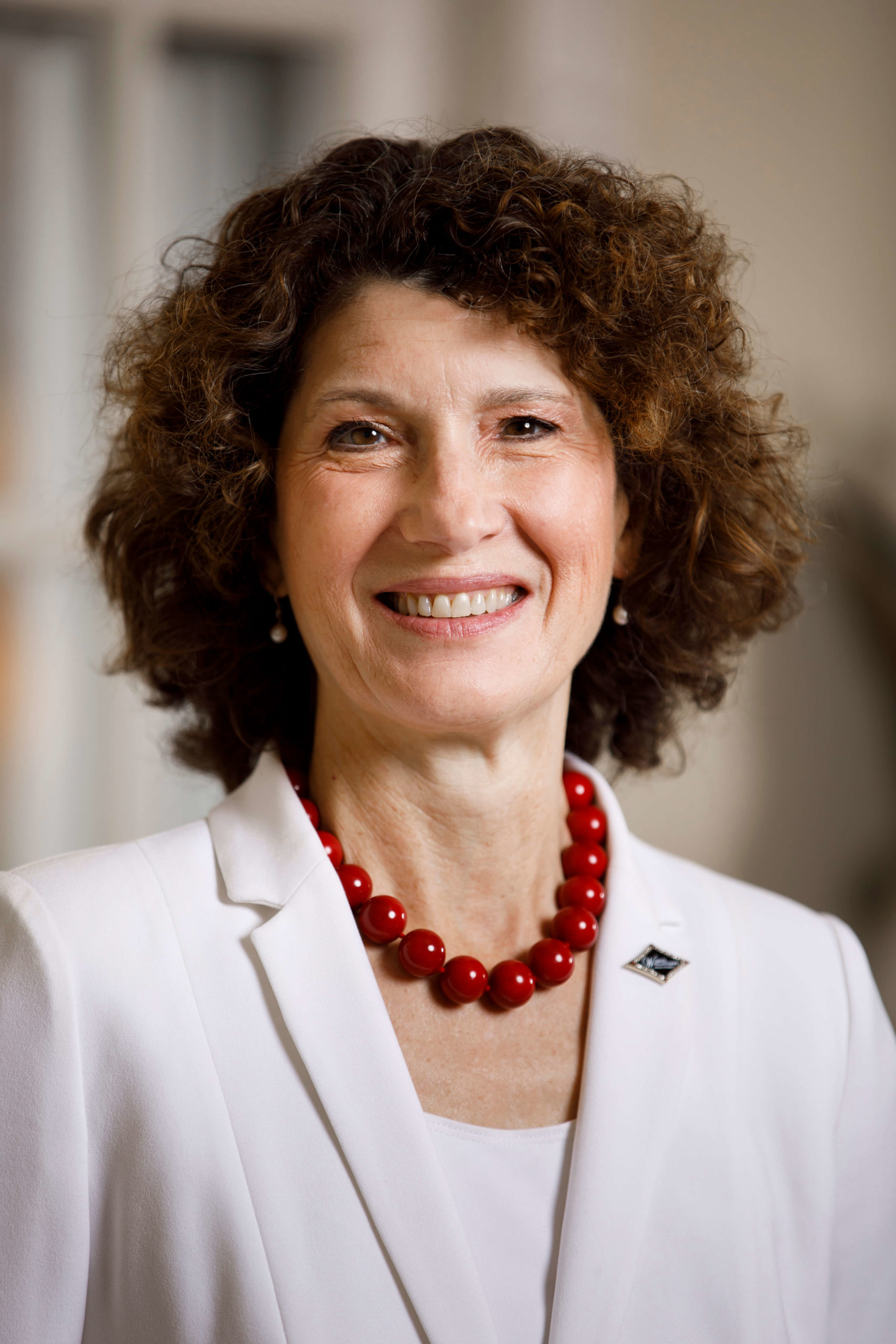 Laurie Burns-McRobbie, First Lady for Indiana University