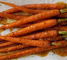 Jolene's Candied Carrots with Sherri Wood Emmons