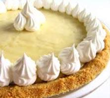 Pineapple Cream Cheese Pie with Kristina McMorris