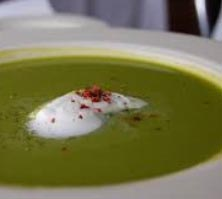 Asparagus Soup with Laura Levine