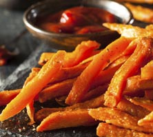 Sweet Potato Fries with Dana Bate