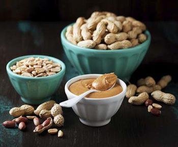 Peanut Butter Crunch Bones by Liz Mugavero