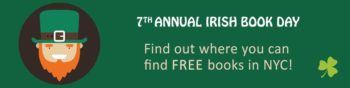7th Annual Irish Book Day-One Day Only! The Hunt Starts 3/17/2017 @ 7AM and runs until the books are GONE!