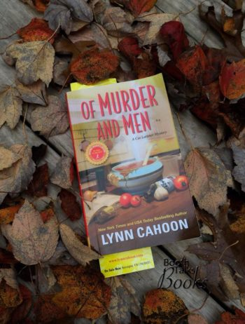 REVIEW: Of Murder And Men by Lynn Cahoon
