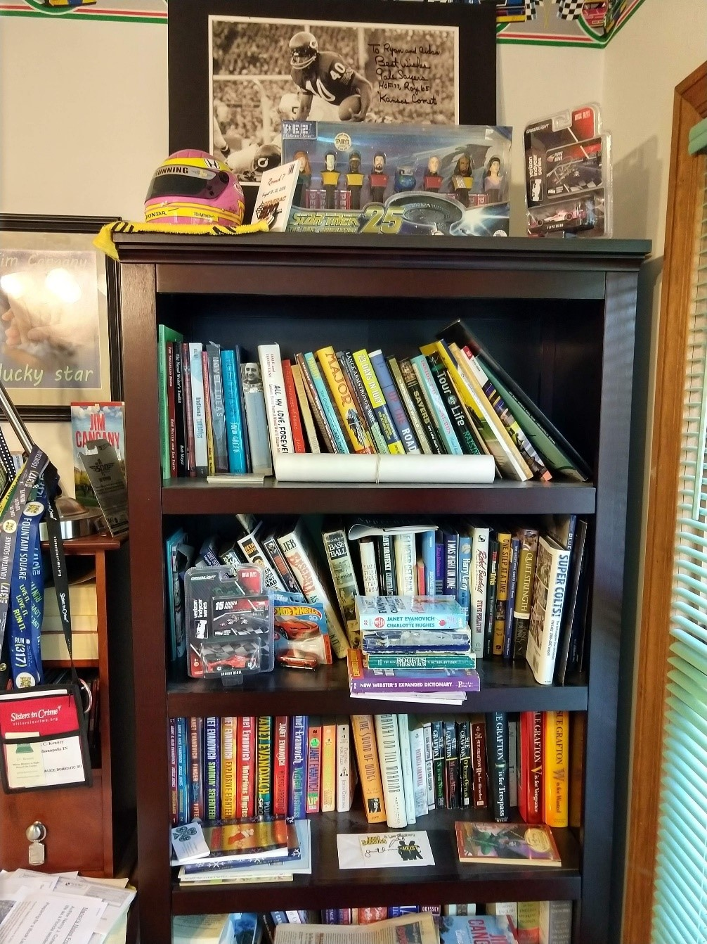Bookshelf Bootcamp By J C Kenney Kensington Books Publishing,Checked Baggage United Cost