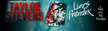 Feminist Thrillers by Taylor Stevens