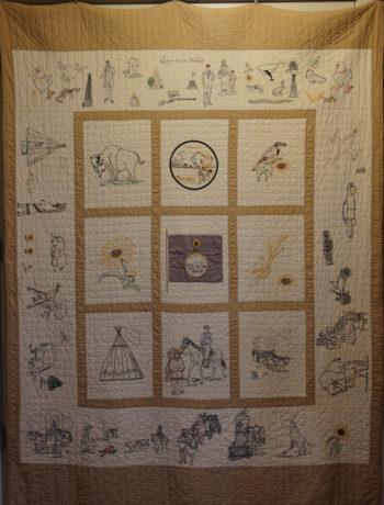 My Quilt by Elizabeth Hardinger