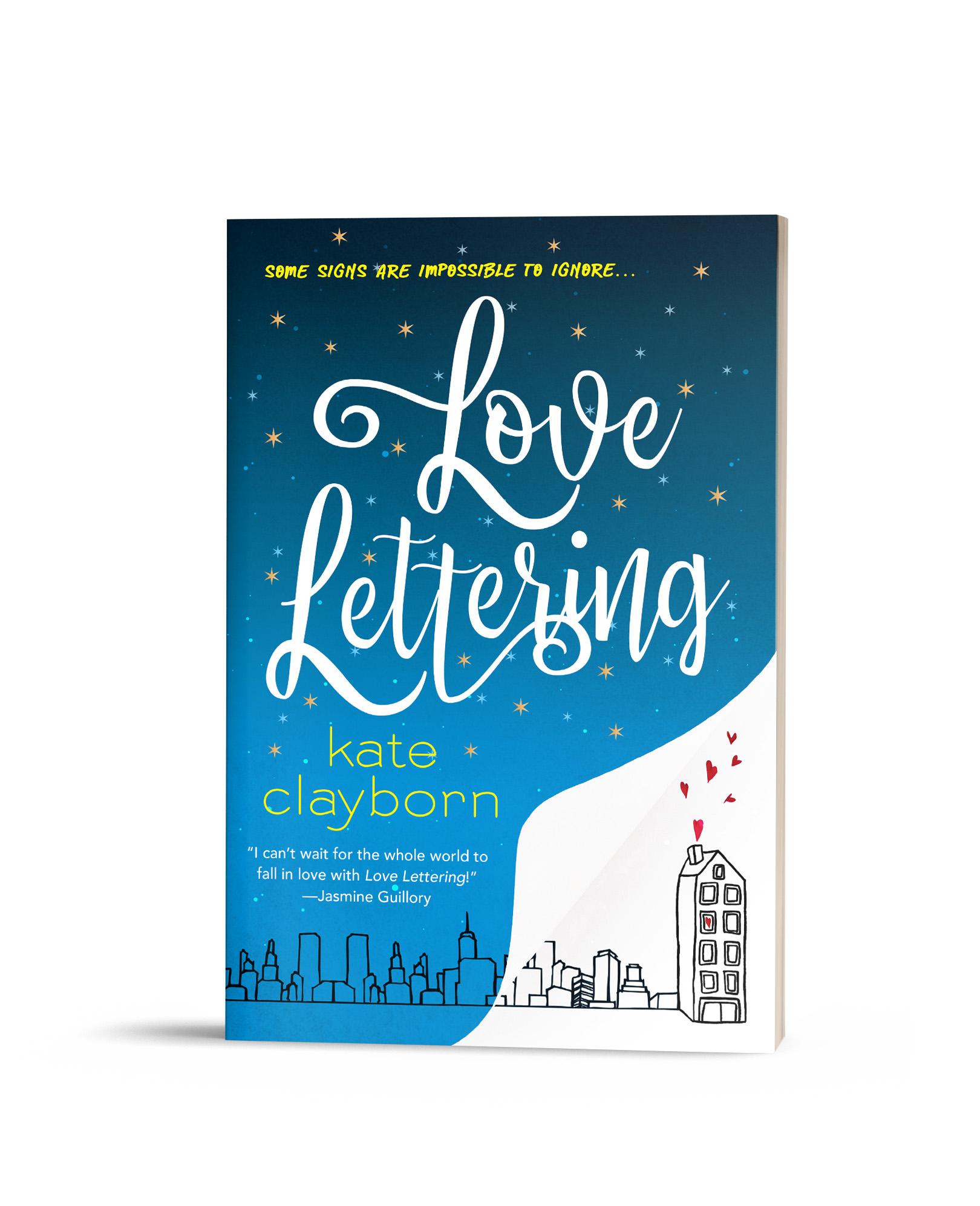 love lettering-3dtp