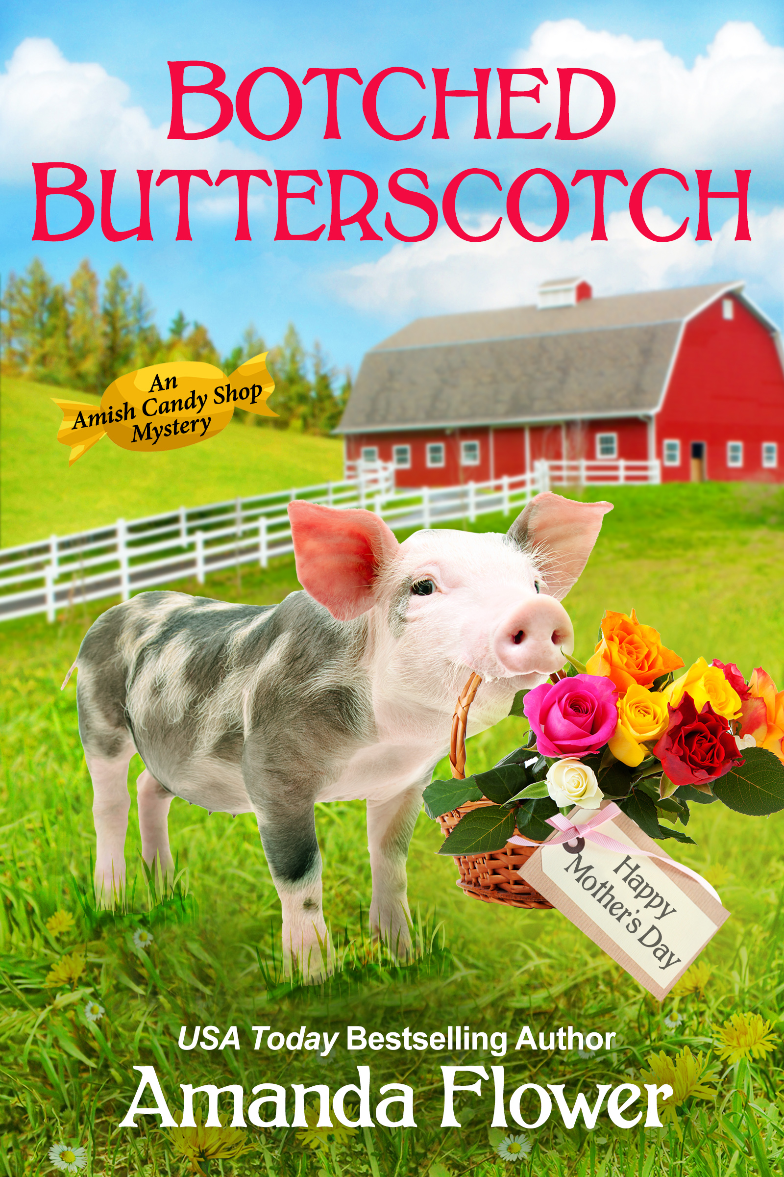 Botched Butterscotch by Amanda Flower