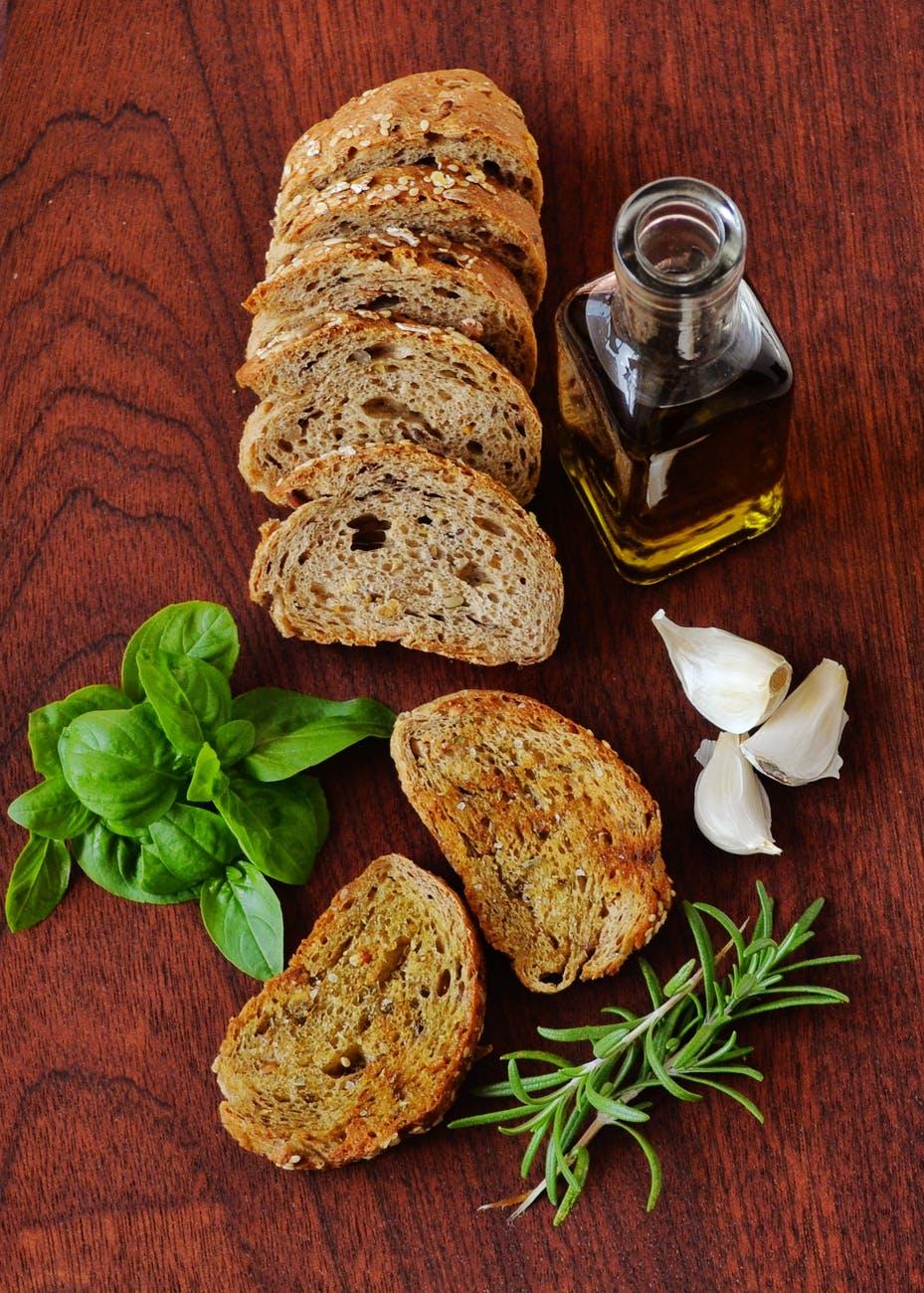 bread olive oil