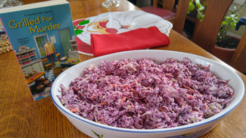 Recipes With Maddie Day: Colorful Coleslaw