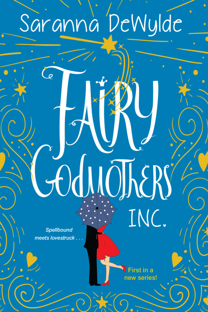 Fairy Godmothers, Inc. cover