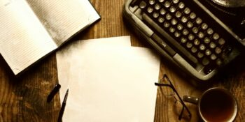 The Making of a Novel Part 2: Writing