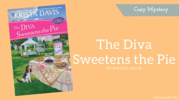 """Woman's World Book Club names our author, Krista Davis """"The Diva Sweetens the Pie"""" in best new books"""