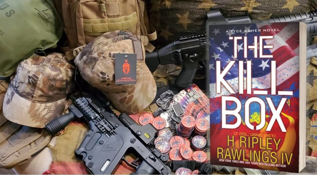 Preorder giveaways -The Kill Box