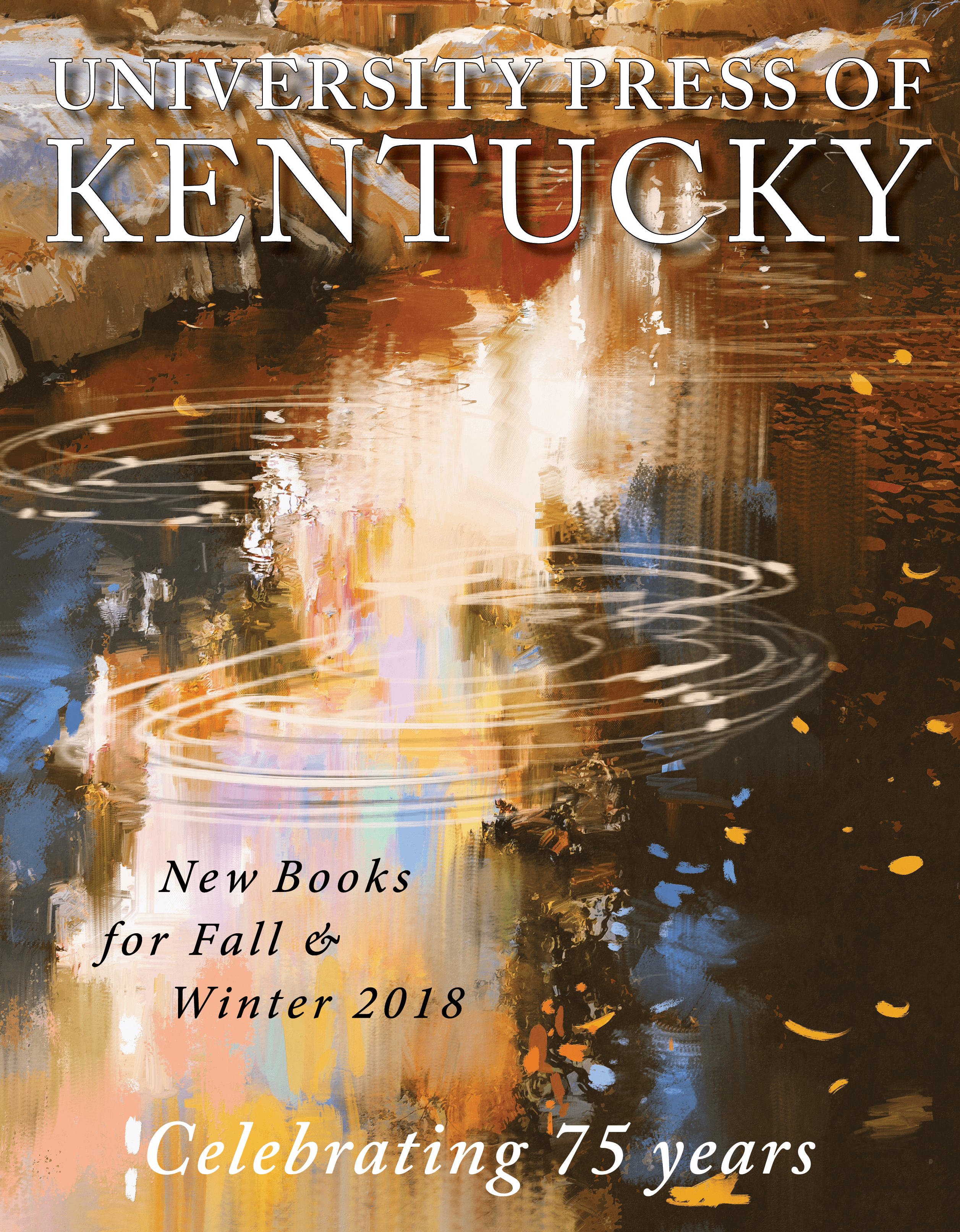 Fall & Winter 2018 catalog