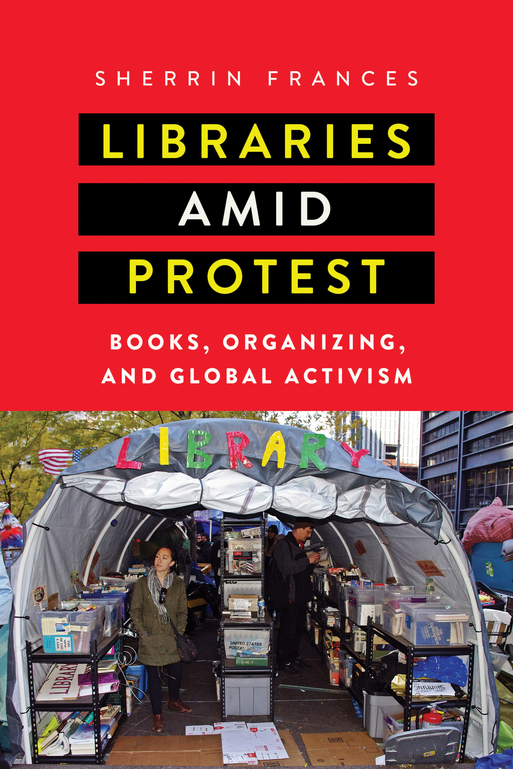 Image of Occupy Wall Street library