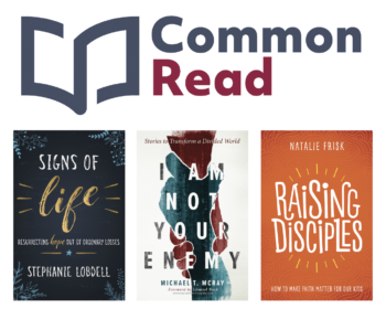 Herald Press, MC USA, and MC Canada partner for Common Read