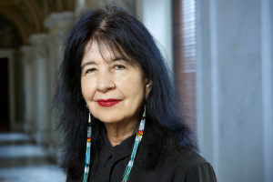 Joy Harjo named first Native American U.S. Poet Laureate
