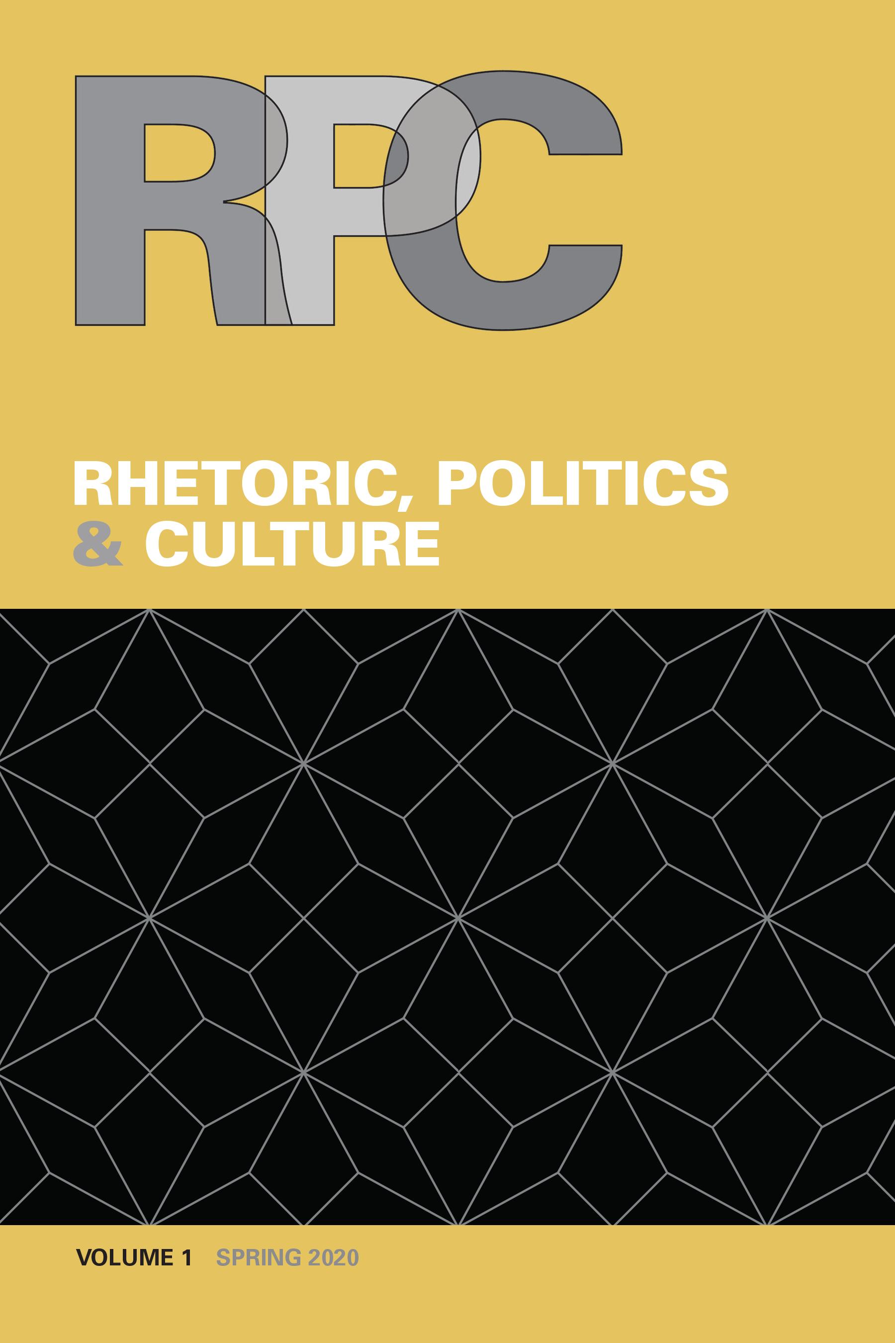 Rhetoric, Politics & Culture