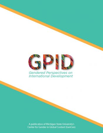 Gendered Perspectives on International Development