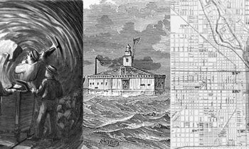 """""""Wonder of America and of the World"""": The Great Chicago Lake Tunnel"""
