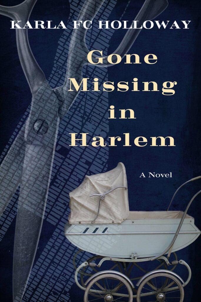 Gone Missing in Harlem novel cover
