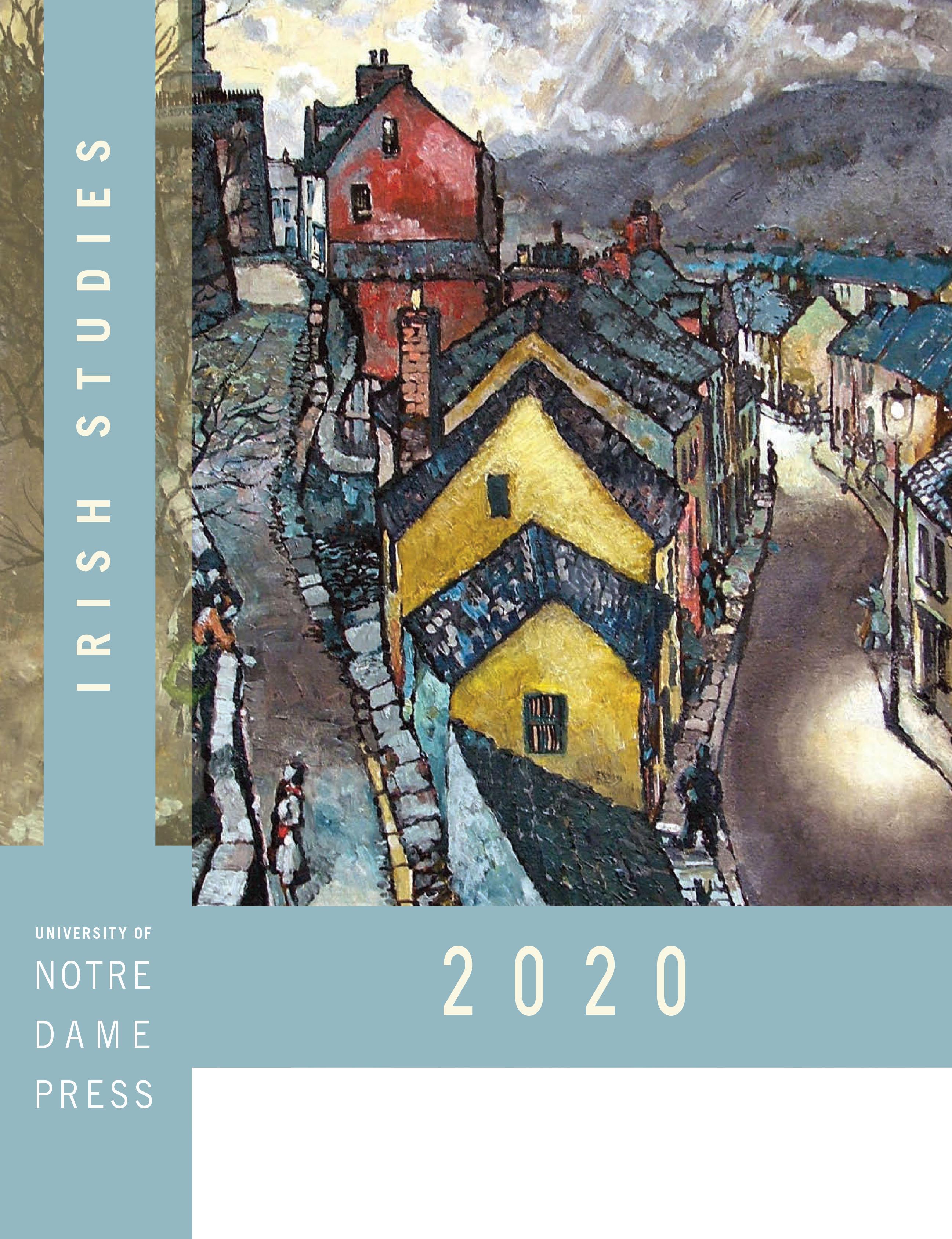 Irish Studies 2020