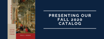 Fall 2020 Catalog Now Available!