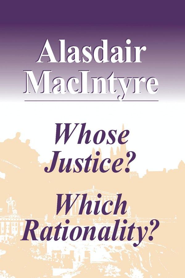 Whose justice