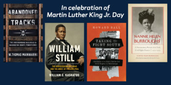 Books in Honor of MLK Jr. Day from Notre Dame Press