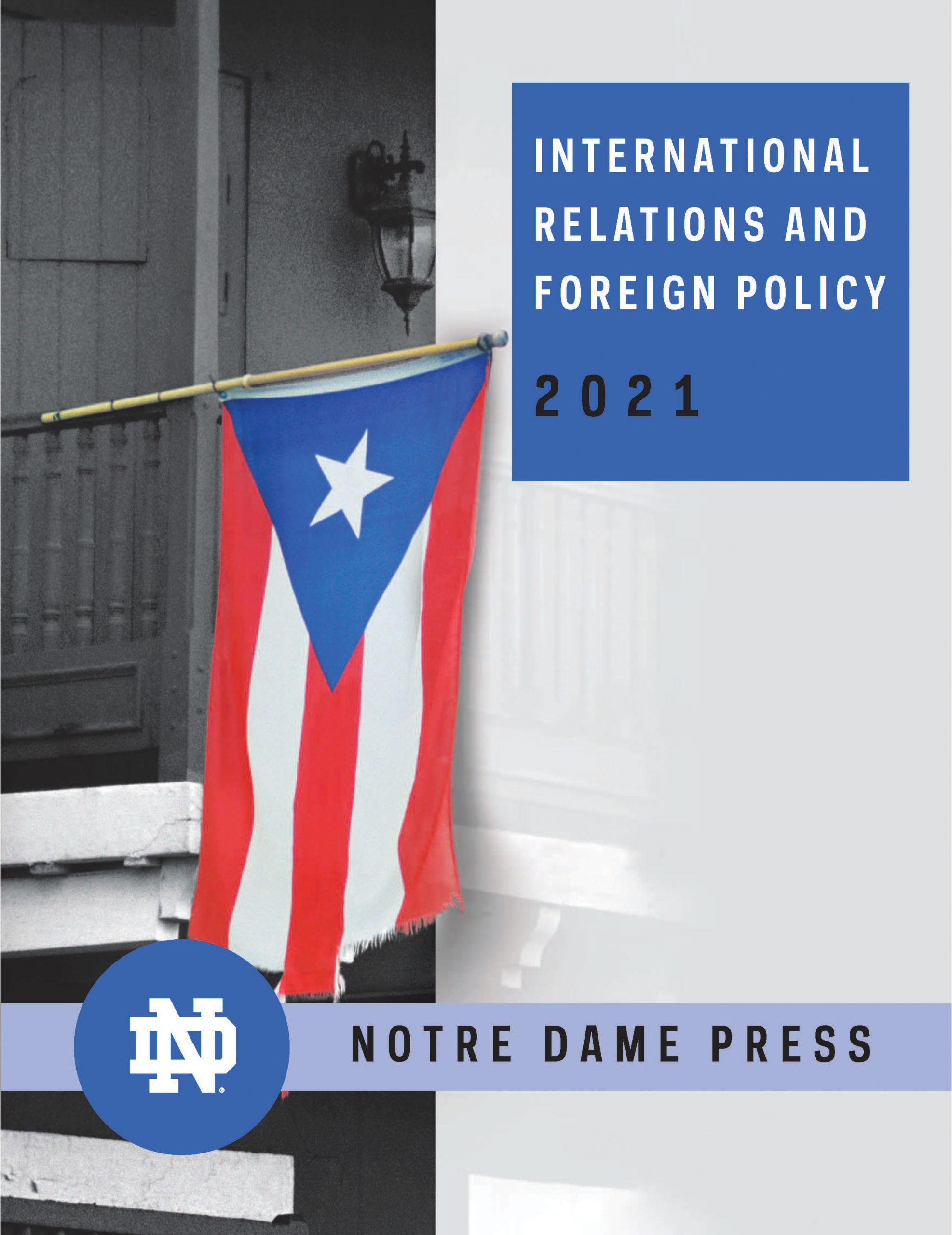 International Relations and Foreign Policy 2021
