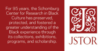 Notre Dame Press Partners with JSTOR and Schomburg Center Open Library
