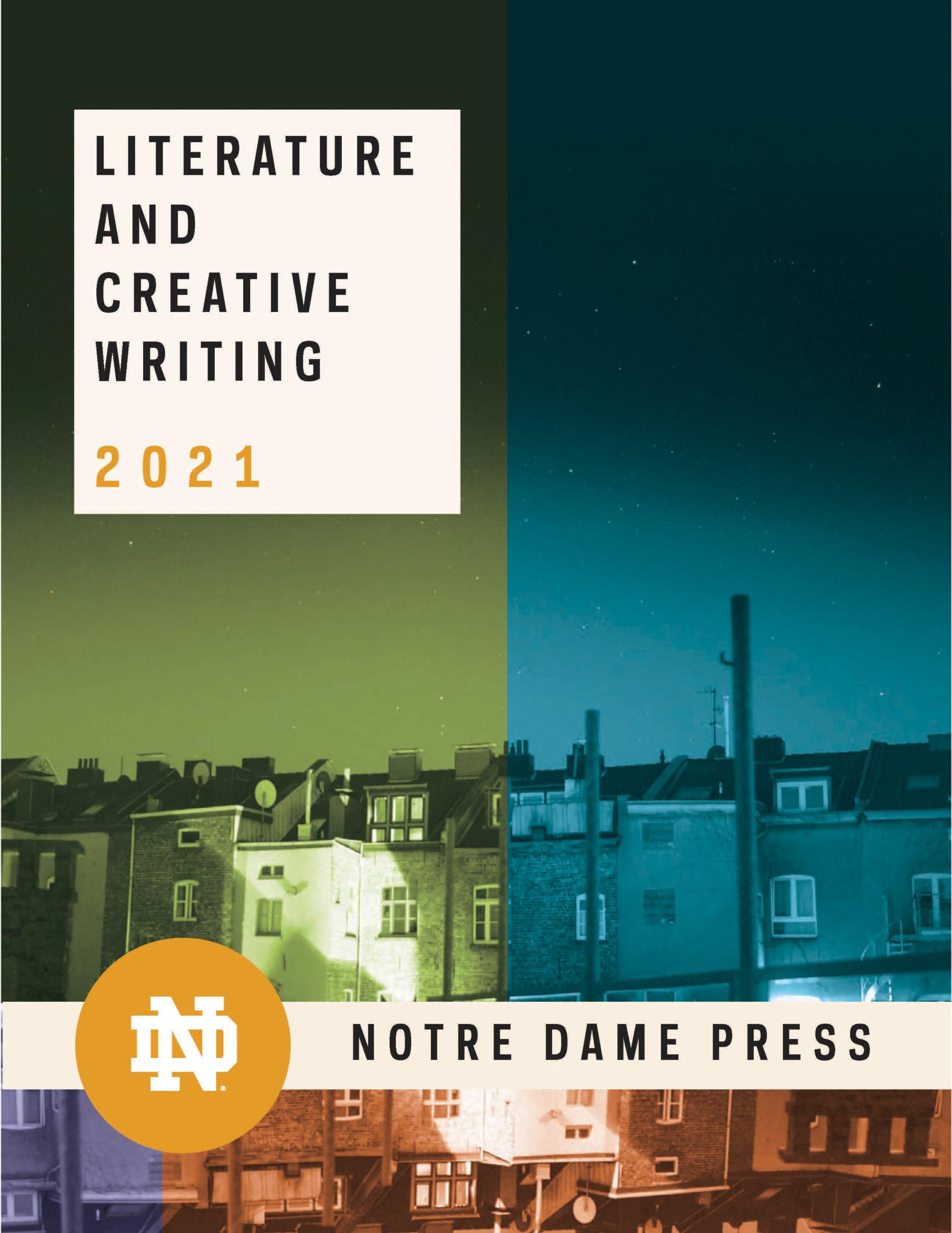Literature and Creative Writing 2021