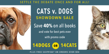 Our Pets Review Our Books!