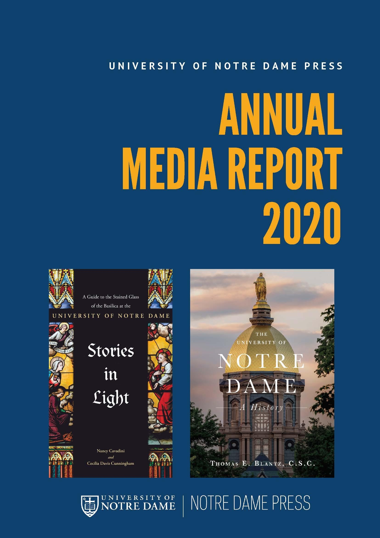 Fall 2020 Media Report Cover