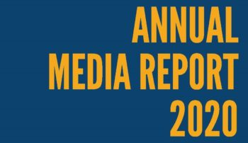 Notre Dame Press 2020 Media Report is Here
