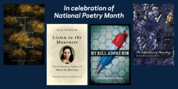 A Celebration of National Poetry Month
