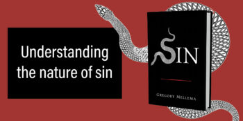 """An Excerpt from """"Sin"""" by Gregory Mellema"""