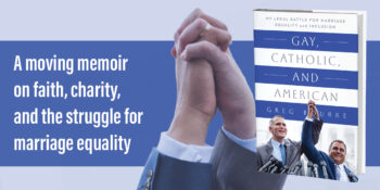 """Hammes Bookstore to Host Greg Bourke's Book Signing for """"Gay, Catholic, and American"""" During LGBT History Month"""