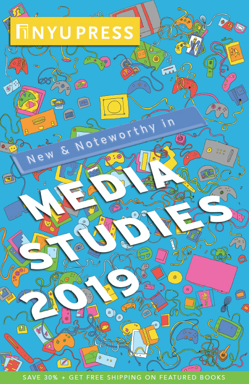 Media Studies Subject Catalog Cover 2018-2019