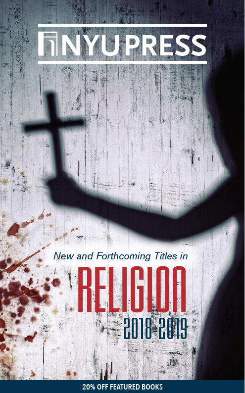 religion subject catalog front cover, 2018-2019
